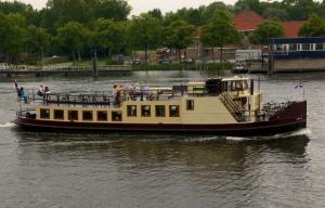 Photo of IJ-VEER XI ship