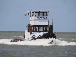 Photo of LIBERTAS ship