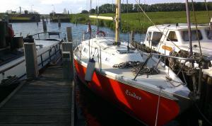 Photo of EINDER ship