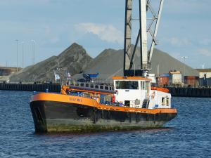 Photo of GULF MAX ship