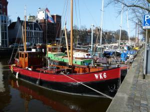 Photo of WK6 ship