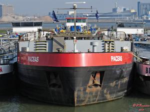 Photo of PACEAS ship
