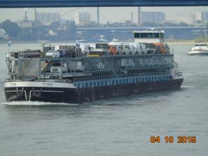 Photo of TITAN ship