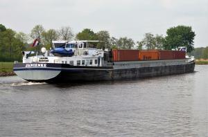 Photo of JANIENKE ship