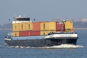 Photo of DOMINO ship