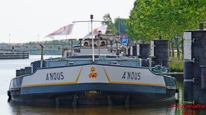 Photo of A'NOUS ship