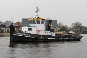 Photo of BROEDERTROUW 14 ship