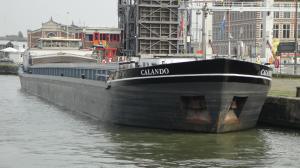 Photo of CALANDO ship