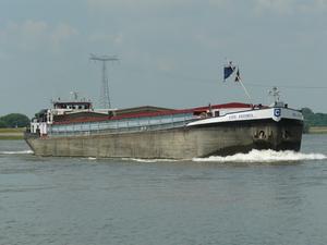 Photo of AUDE AUDENDA ship