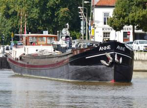 Photo of ANNE ship
