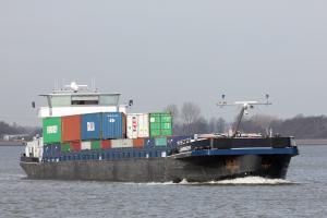 Photo of LAHRINGEN ship
