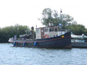 Photo of GIJS ship