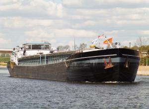 Photo of AGNES ship