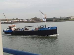 Photo of AART SR ship