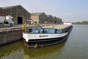 Photo of MARCO ship
