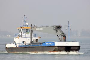 Photo of CRANE BARGE 2 ship