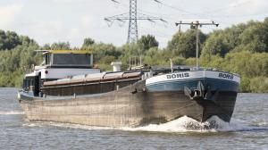 Photo of BORIS ship