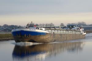 Photo of HUNZE ship