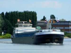 Photo of INSPE 2 ship