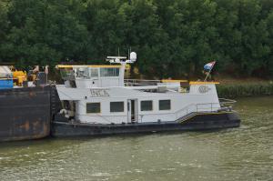 Photo of INCA ship
