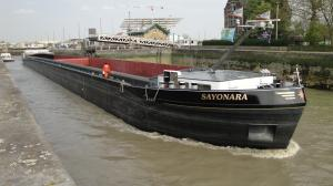 Photo of SAYONARA ship