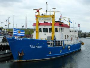 Photo of TERTIUS ship