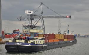 Photo of DVB ESTATE ship