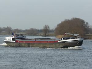 Photo of V.D. GRAAF SR ship