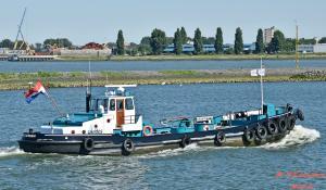Photo of DWS11 WATERBUFFEL ship