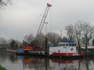 Photo of JANUS ship