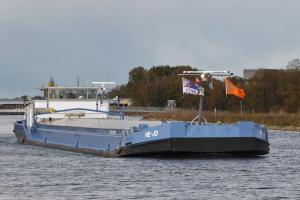 Photo of HE-JO ship