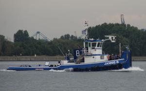 Photo of JANNIE-B ship