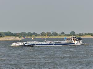 Photo of CARITAS ship