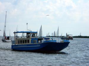 Photo of KAREL ship