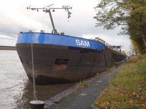 Photo of SAM ship