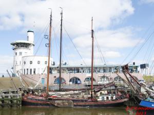 Photo of HOOP OP WELVAART ship