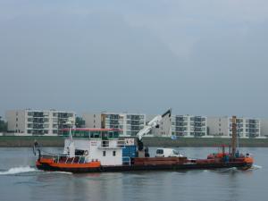 Photo of ZWARTEWATER ship