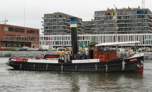 Photo of MAARTEN ship