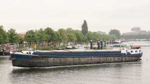 Photo of LISA ship