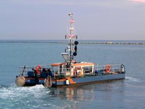 Photo of ODIN ship