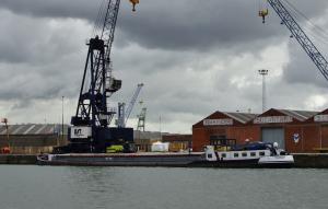 Photo of IJSSELMOND ship