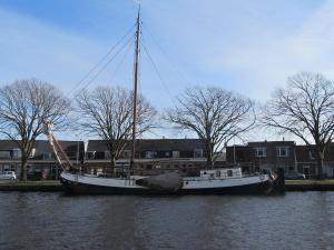 Photo of DE VROUW DINAY ship