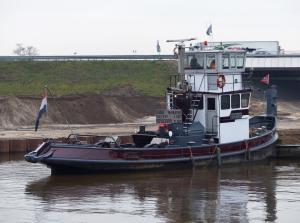 Photo of SABA ship