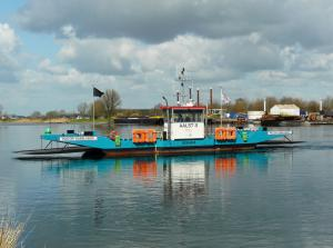 Photo of AALST II ship