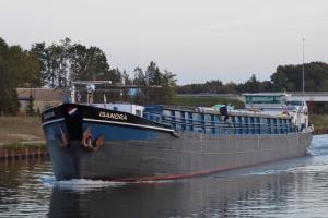 Photo of ISANDRA ship
