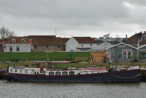 Photo of ROES IV ship