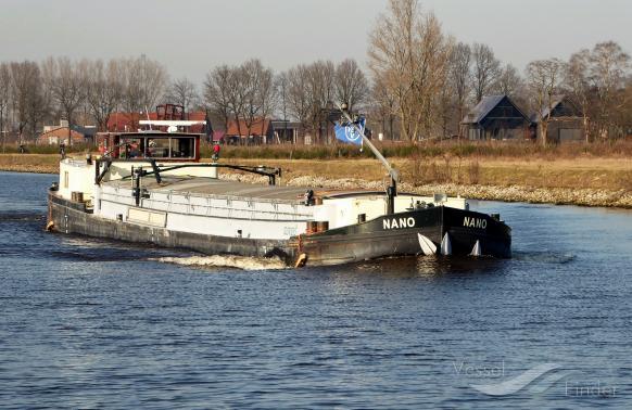 NANO (MMSI: 244740649) ; Place: s-Hertogenbosch Netherlands