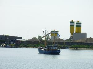 Photo of UK107 NAJADE ship