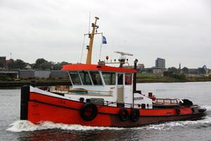 Photo of IDA3 ship