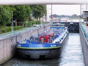 Photo of ALPHA ship